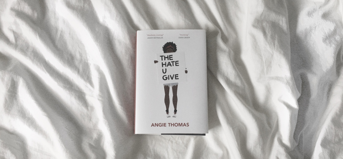 The Hate U Give by Angie Thomas (Spoiler-Free Review)