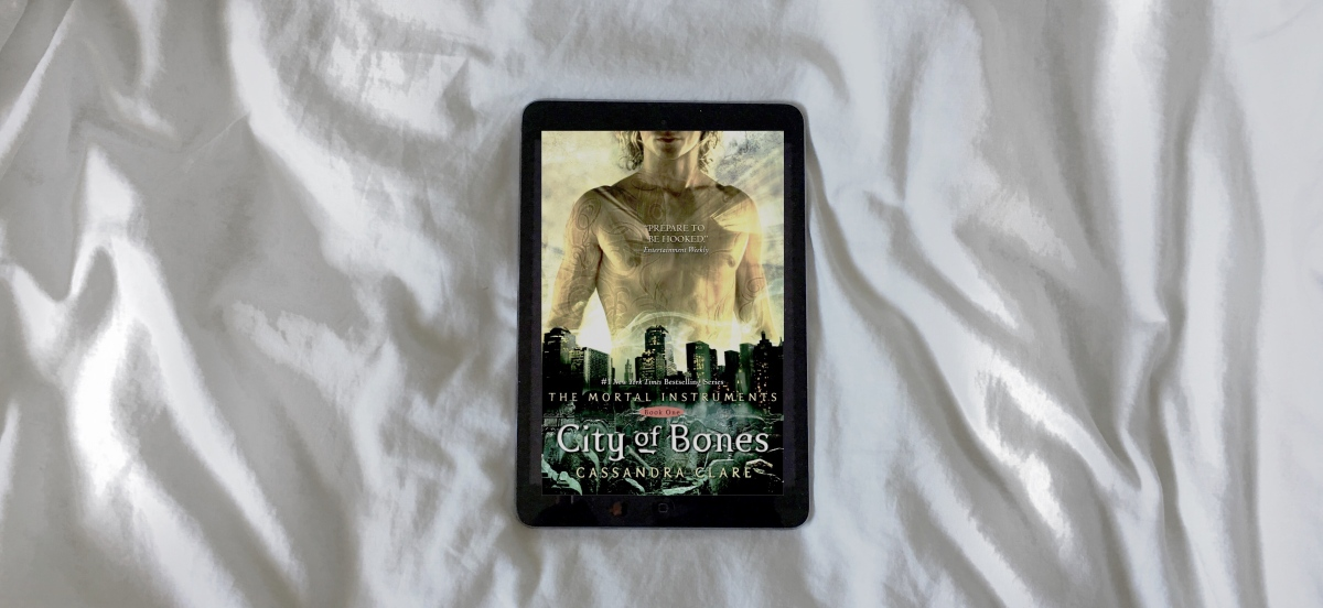 City of Bones by Cassandra Clare (Spoiler-Free Review)