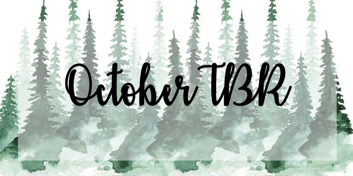 October TBR