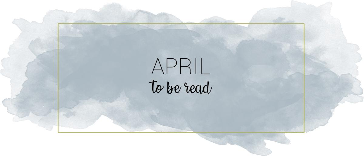 April TBR