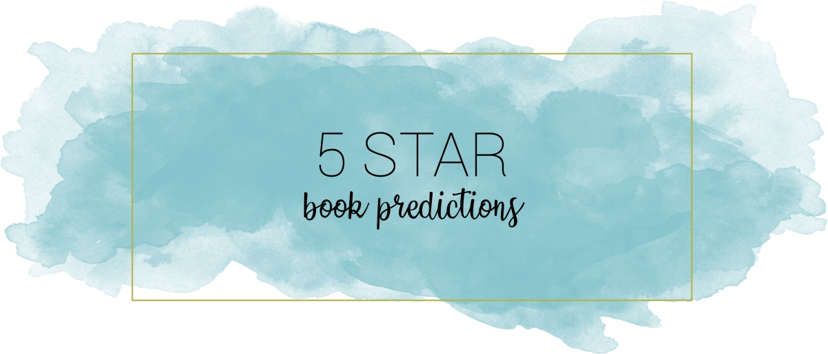 5 Star Book Predictions